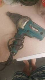 Makita TWO350 Impact Wrench 110V