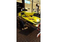 seadoo xp 800cc high spec jet ski ready to go!
