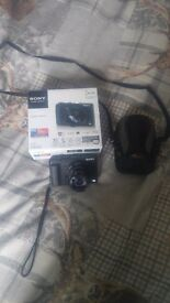 Sony digital camera.