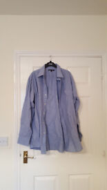Mens pale blue Tommy Hilfiger size Large