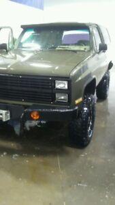1980 k5 blazer 4x4