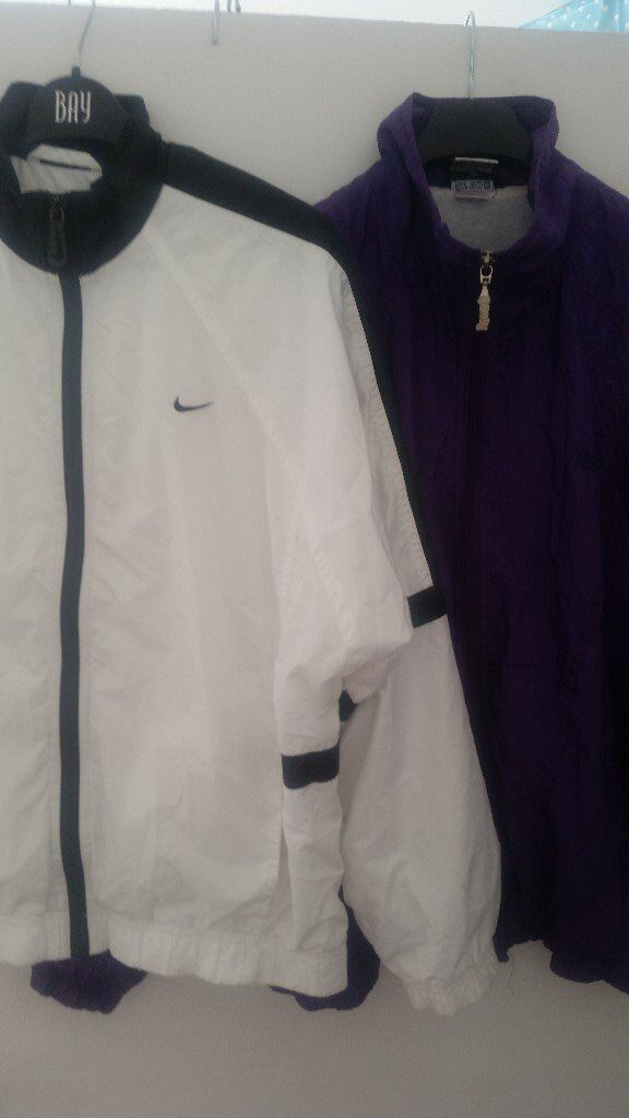 Ladies Sportswear jackets inc. NIKE x2 bundle size smallin Worthing, West SussexGumtree - Ladies Sportswear jackets inc. NIKE x2. excellent condition. Smoke free home. Thanks