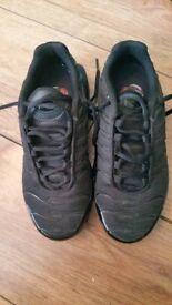 Boys Nike TN Air trainers