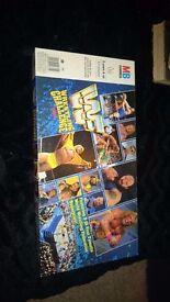 MB GAMEA WWF WRESTLING CHALLENGE GAME.