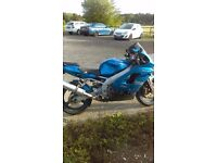 £1000 if sold by monday!!!!Kawasaki 1999zx9r