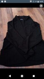Ladies select cardigan style jacket size 18