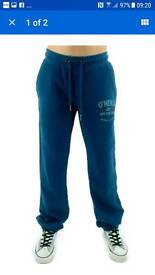 Oneill indian teal sweat pants