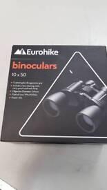 EUROHIKE BINOCULARS