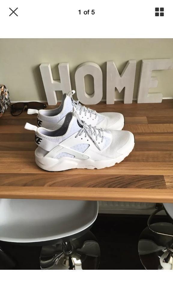 b94ebc86086 Nike air huarache size 9 worn 2 days 100% genuine | in Wallsend, Tyne and  Wear | Gumtree