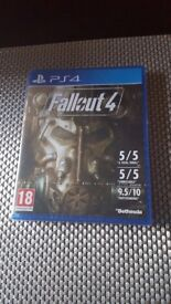 PS4 Fallout 4 New & Sealed