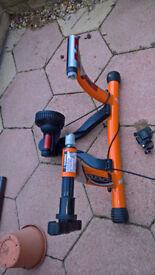 Cycle bike trainer elite turbo