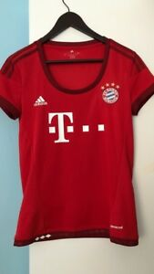 Official FC Bayern Munich Women Shirt Home 16-17