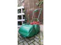 Qualcast Classic Electric 30s Cylinder Mower