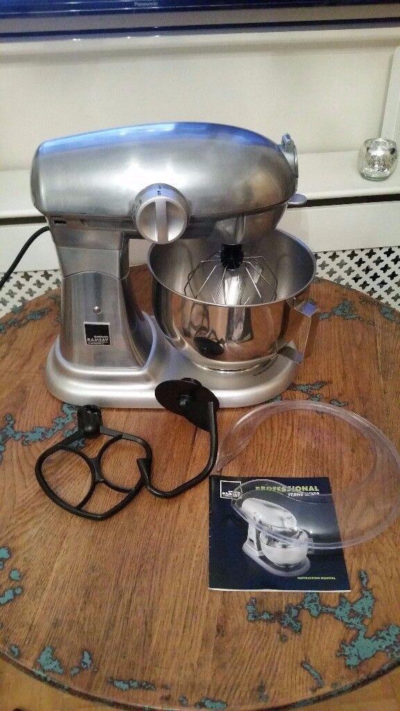 Gordon Ramsay Professional stand mixer