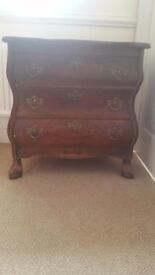 Antique Chest of Drawers in Oak