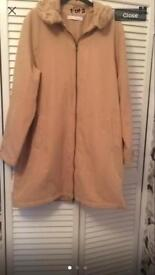 Casual comfort jacket size 16