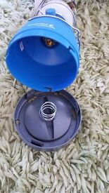 CAMPINGAZ BLEUET CV270L LAMP LANTERN CAMPING HIKING BOXED