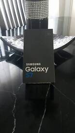 Samsung Galaxy s7 32gb Brand new unused .