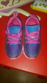 Brand new girls trainers. Size 8