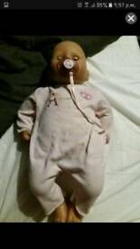 First baby Annabelle