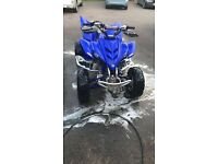 Yamaha Raptor 350 not 660 700 road legal quad