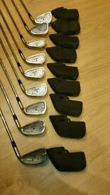 Howson iron set!9.8.7.6.5.4.3.pw.sw all in very good condition! can deliver or post! Thank you
