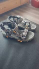 boys jack Wolfson sandals