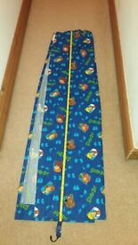Scooby Doo Curtains, can deliver locally