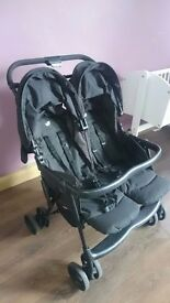 Joie Aire Twin Pushchair **Only $65**