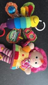 Lamaze Toys £2 each