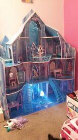 Kidcraft frozen castle