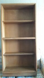 Morris of Glasgow vintage book/display case
