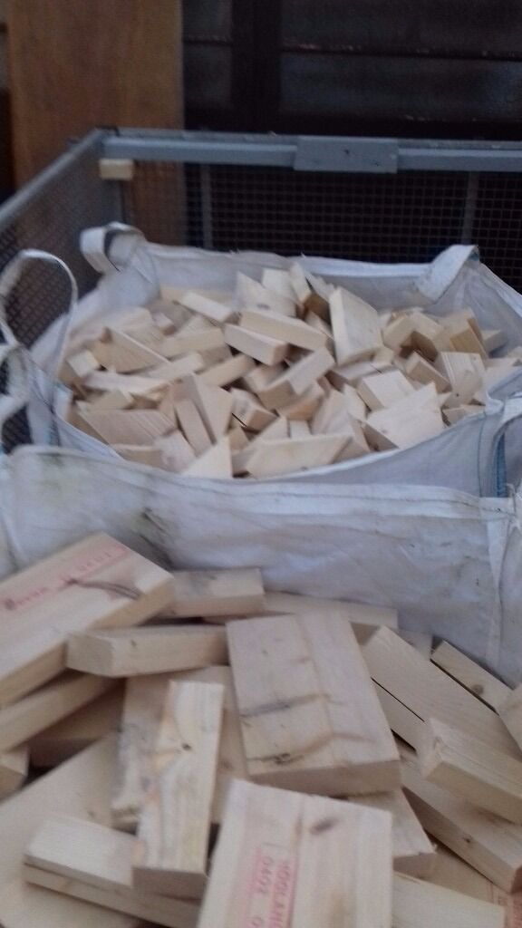 FIREWOOD FOR SALEin Norwich, NorfolkGumtree - FIREWOOD for Sale all kiln dried offcuts as in the pictures delivered to you in an aggreagate bag approx a cubic metre , ideal for wood burners or open fires . One or two bags at a time in the Norwich area £30 each Email or text to 07961775688 for...