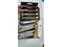 11 EPSON COMPATIABLE INK CARTRIDGES T0711/2/3/4