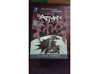 Batman Night of Owls Graphic Novel