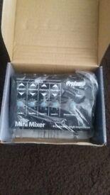 Prosound mini mixer