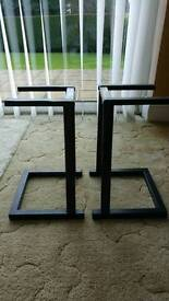 Speaker stands from Rayleigh hi-fi