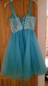 Stunning designer prom dress cost £125 bargain £25