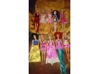 Barbie dolls princess dolls monster high doll