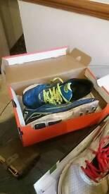 Saucony blue kinvara running shoe s9