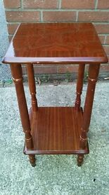 Square Occasional Table.