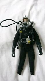 Action man toy