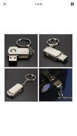 2TB USB FLASH DRIVE SWIVEL STICK BRAND NEW