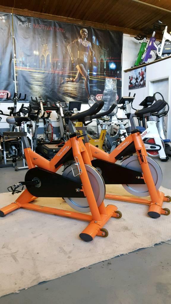 ELITE FITNESS SPINNING BIKE. Commercial Gym Equipment