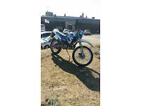 derbi senda 50cc geared motocycle