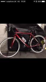 Scott cyclocross medium frame