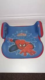 Booster car seat Marvel Spider-Man booster seat
