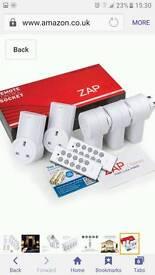 Remote plug sockets