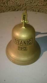 Titanic large brass bell