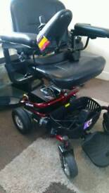 Mobility scooter power chair Recharger basket new batteries